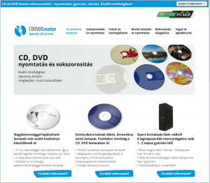 CD DVD Creator
